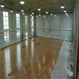 学校篮球馆木地板是怎样做到效果优越的