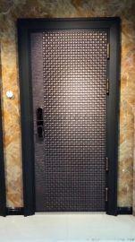 铸铝防盗门 金属防盗门 甲级钢制防盗门