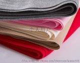 供應 定製保暖羊絨流蘇圍巾印字