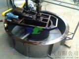 淺層氣浮機平流式溶器氣浮機