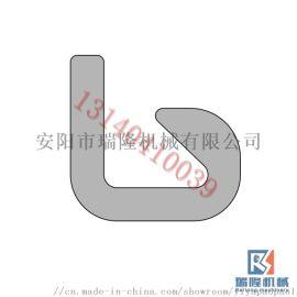 瑞隆机械工法桩锁扣型钢厂家630螺旋钢管桩止水锁扣
