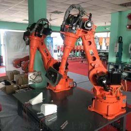 汽车部件焊接机 双工位汽车轮罩焊接机