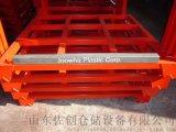 山东佐创仓储货架 钢制重型货架 定制仓库货架巧固架