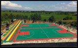 廣東珠海市防滑懸浮地板籃球場