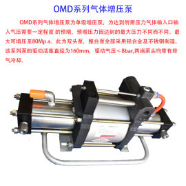 ODMT系列气体增压泵