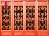 雅安仿古門窗廠家,瑞森仿古門頭 中式門窗