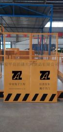 工地施工电梯防护门建筑电梯安全门