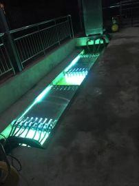 紫外线消毒模块生活污水黄家湖污水处理厂