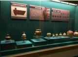 隆城展示供应博物馆展柜