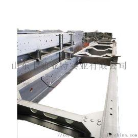 重汽豪卡H7車架大樑 豪卡H7副樑二道樑