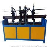 超市貨架網框液壓彎框機 扁鐵鋼筋數控折彎機