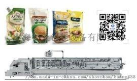 水平式给袋式包装机 上海如天RT-210GZ包装机 **式智能包装机