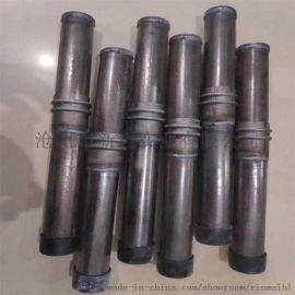 桩基检测声测管现货供应 螺旋 钳压 套筒