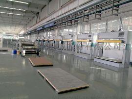 保温装饰一体化板生产线 涂装保温板设备 外墙一体板设备