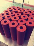 深圳威旺廠家直銷熱轉印硅膠輪耐高溫燙金硅膠輪韌性高易研磨