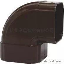 **成品别墅PVC天沟、檐沟落水系统