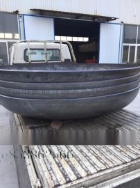 鄂州高品質焊接封頭 大口徑對焊封頭 封頭管帽廠家