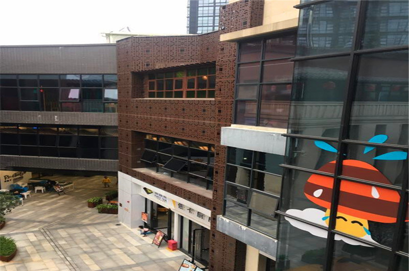 住宅楼外墙造型铝单板 实验楼幕墙镂空铝单板