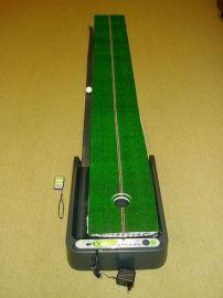 豪华型电脑装置高尔夫推杆练习器