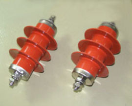10KV氧化锌高压避雷器YH5WZ-17/45
