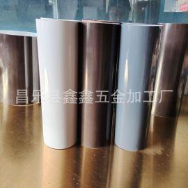 北京高层小区安装铝合金圆管 铝合金圆管哪有**的