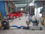 供应塑料造粒机风送料仓厂家直销造粒机风送存储料仓尺寸可定制