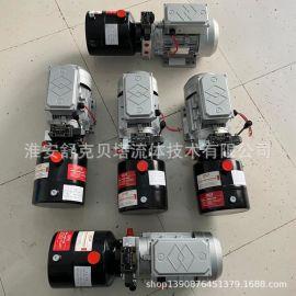 380伏电机1.5KW,4L油箱,液压动力单元