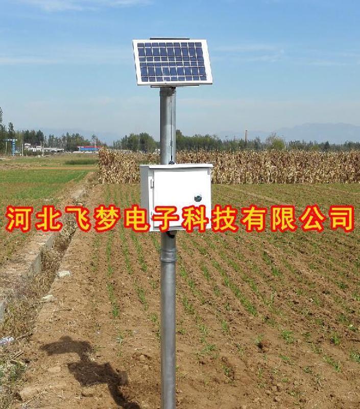 土壤墒情监测站 无线远程土壤水分监测系统
