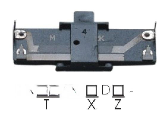 直滑式电位器(N154N-D)