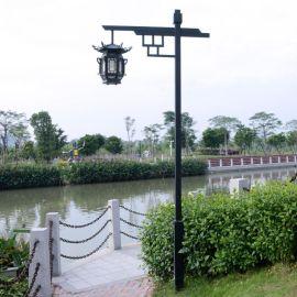庭院燈廠家定制3.5米中式庭院燈 AE照明中式庭院燈公園用 AE照明庭院燈