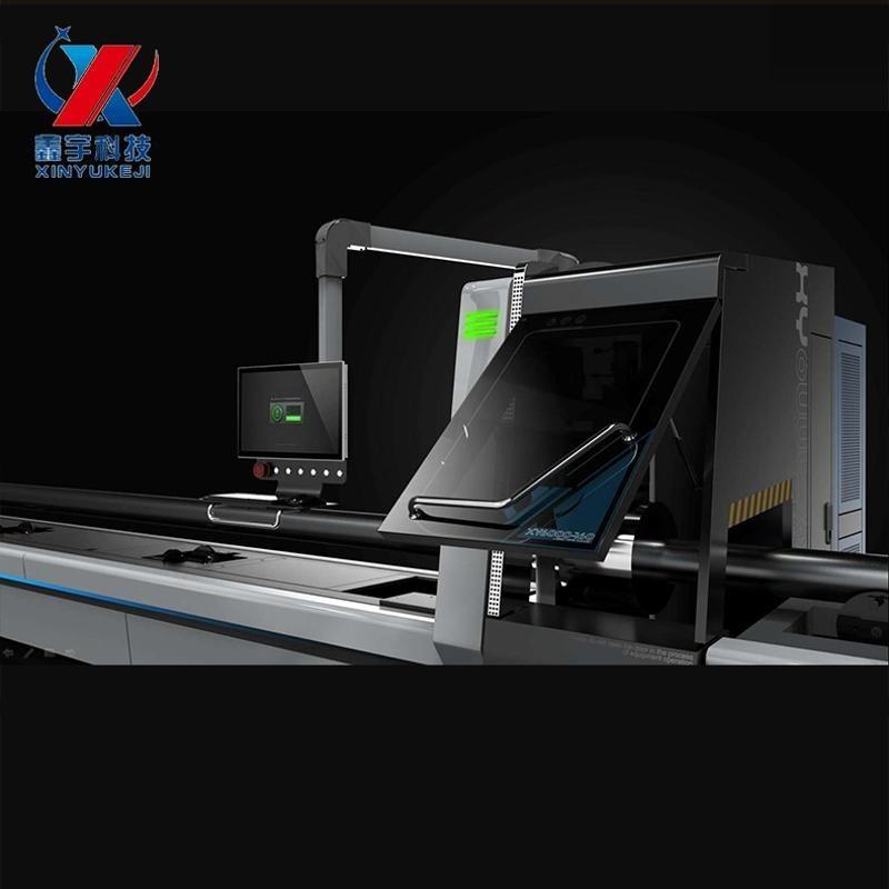 厂家生产6000-220专业卫浴激光切管机