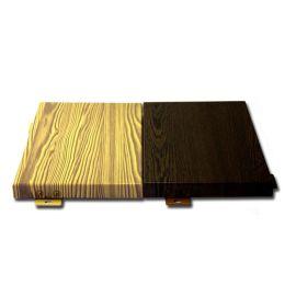 氟碳铝单板粉末热转印木纹外墙冲孔铝单板外墙厂家直销