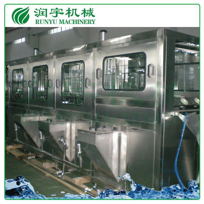 潤宇機械廠家直銷100桶桶裝生產線,大桶水生產線,大桶水灌裝機