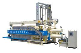 景津程控全自动压滤机 厢式污泥压滤机