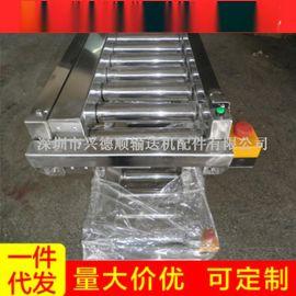 专业提供 大型多楔带滚筒输送机 深圳无动力滚筒输送机加工