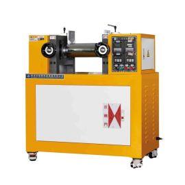 供应全新4寸小型开炼机 开放式炼胶机,通用材料