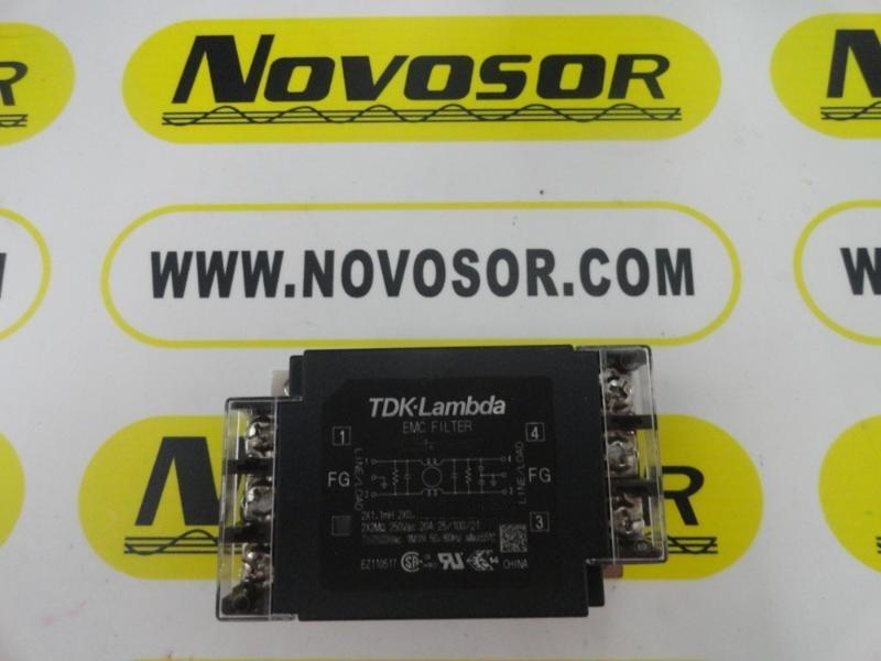 TDK电源滤波器RSEN-2020