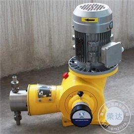 J-X柱塞式计量泵 耐腐蚀计量泵 加药计量泵 高压力柱塞泵