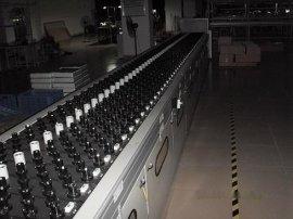 江门电子镇流器老化线  杜阮环型链条输送 荷塘灯饰电子装配线 鹤山流水线工作台