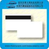 2750 OE高抗磁条白卡, PVC磁条卡, 磁条卡
