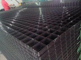 黑铁丝网片,镀锌黑铁丝网片,黑丝建筑网片