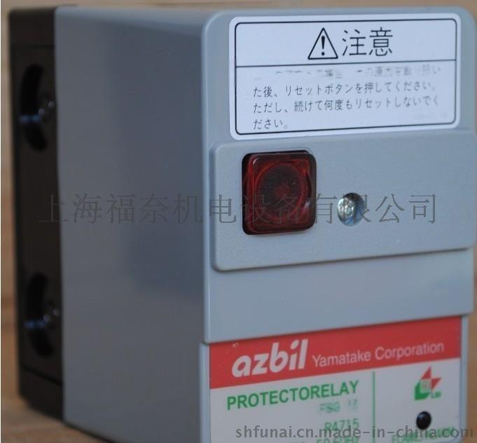 日本山武(zabil)R4715B燃烧控制器