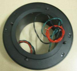 高品质精密导电滑环--过孔式滑环