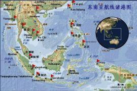 青岛到马来西亚巴生西北港Port Klang海运整箱拼箱开顶框架散杂货,可做威海内支线