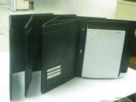 厂家订制A4便条文件夹 直接生产PP文件夹,PU资料夹