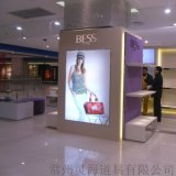 品牌男女包展示柜制作 专业设计皮具箱包展柜 江苏展柜厂家定制