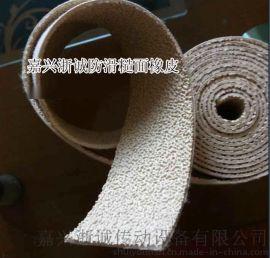喷气织布机用糙面橡胶带/包辊胶皮/糙皮包辊带