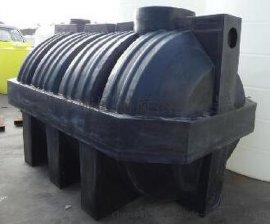 余姚科凯塑料PE化粪池厂家 聚乙烯PE塑料化粪池