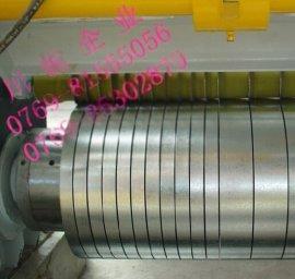 60si2crA进口高品质弹簧钢带材 60si2crA弹簧钢板