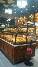 汉旗 蛋糕展示柜 面包柜